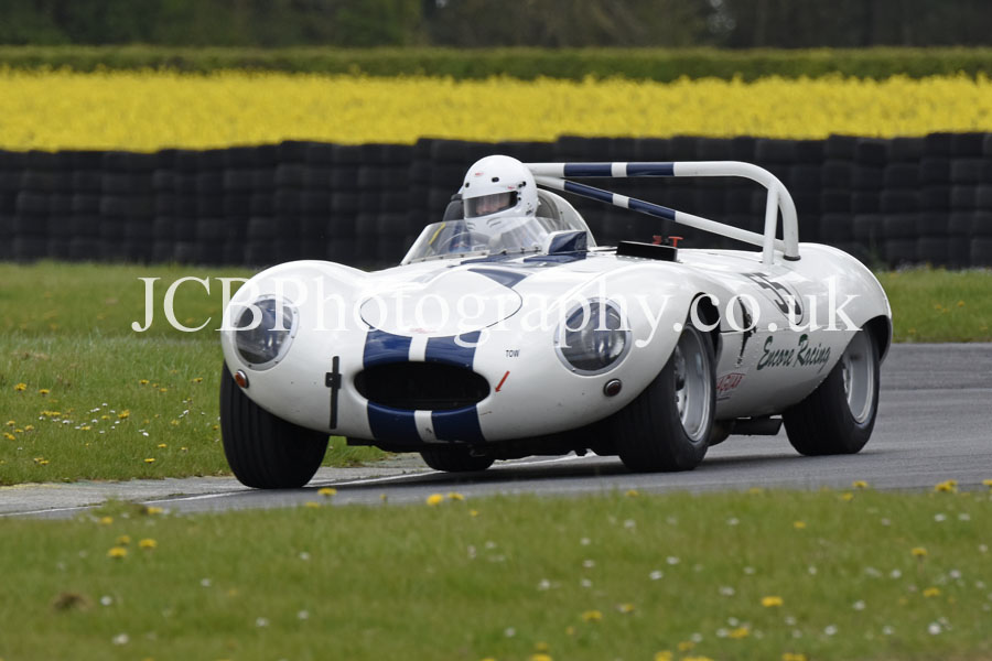 Jaguar D Type Realm driven by Thomas Robinson
