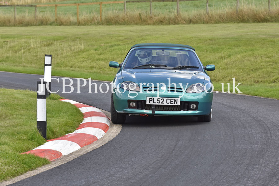 MG TF135 driven by Paul Rigg