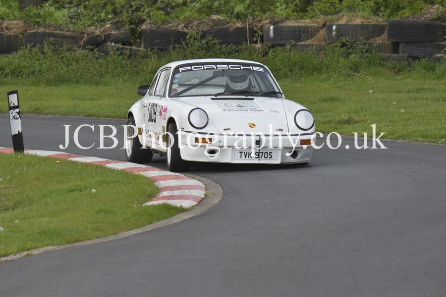 Porsche 911 Carrera driven by Jonathan Williamson