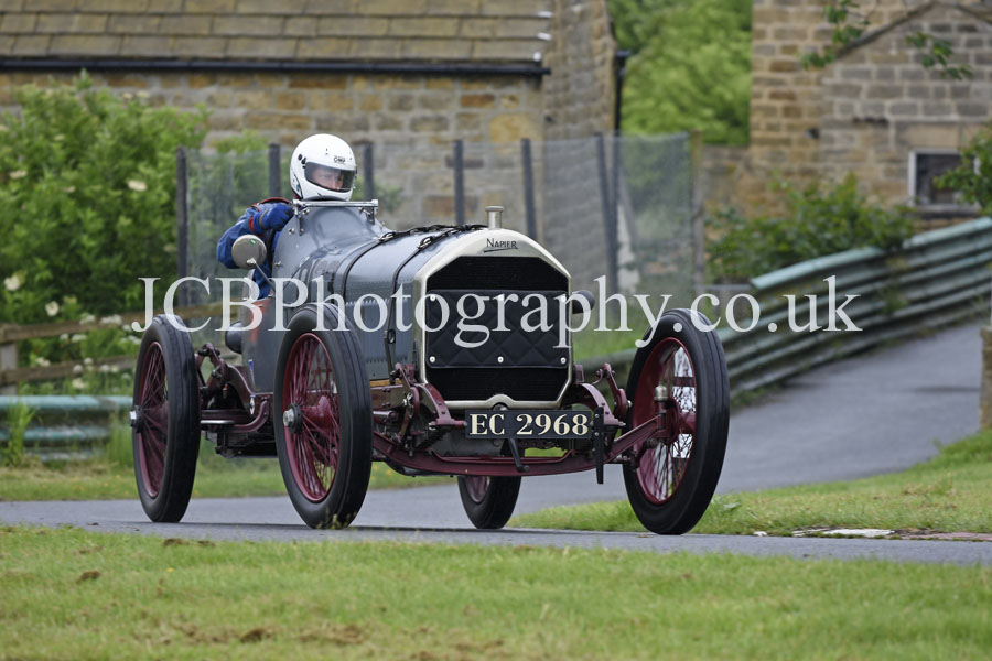 Napier T75 driven by Maurice Gleeson and Michael Miles