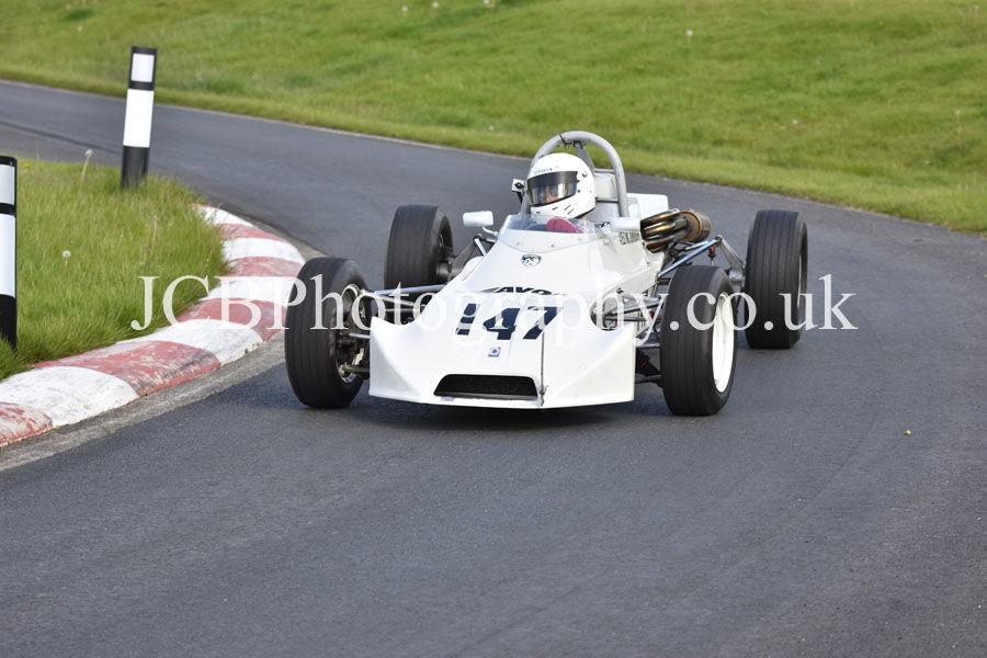 Dulon Formula Ford driven by Ed McDonough