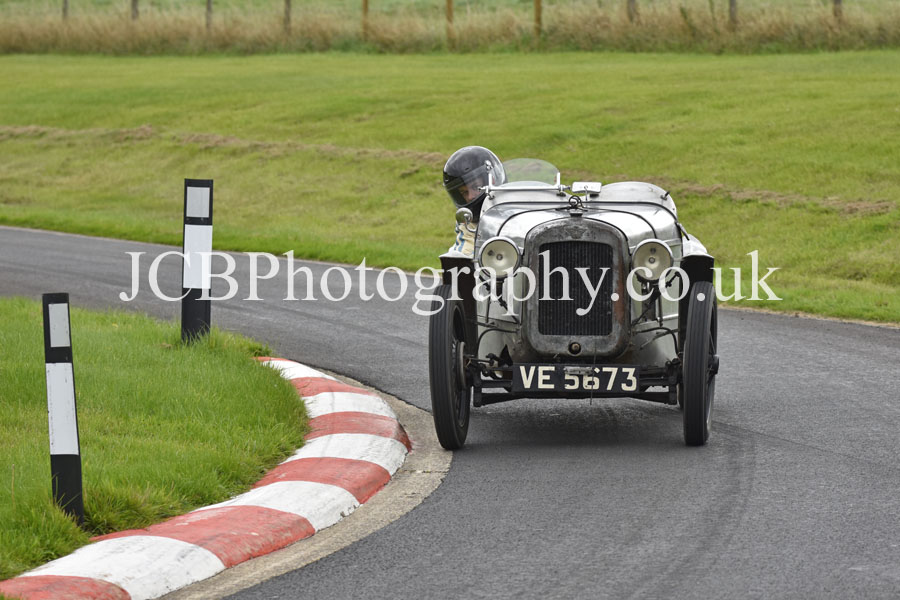 Austin 7 Special driven by Adam Foster