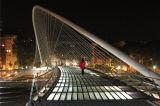 Bilbao footbridge