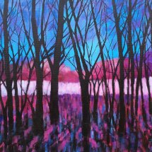 Purple Woodland