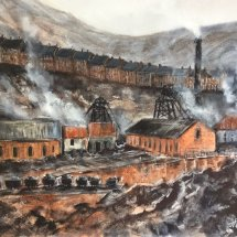 South Wales Coal Mine