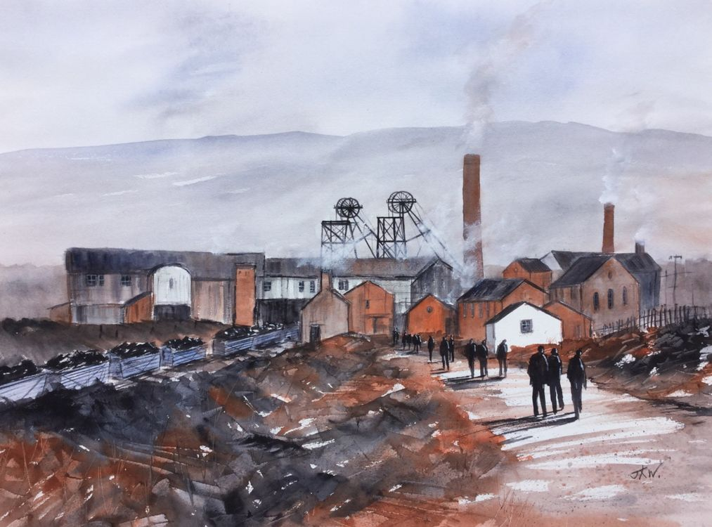 Seven Sisters Colliery