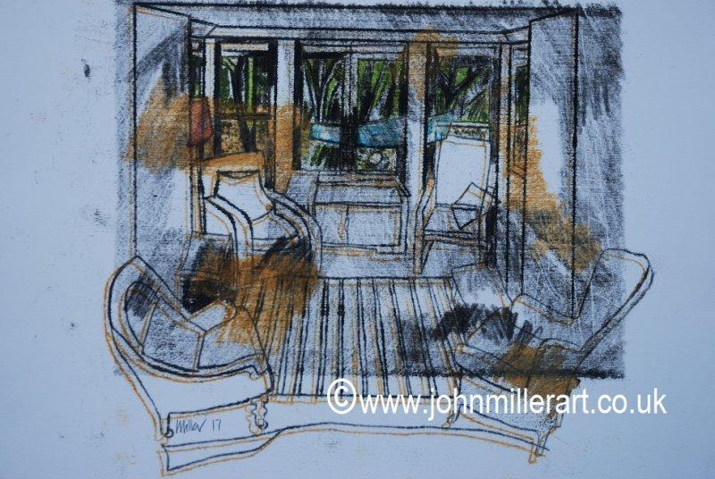 Living Room, Glenuig
