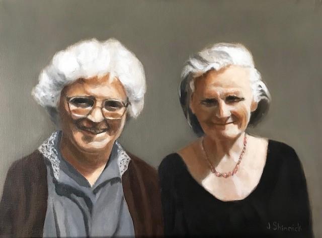 The Pair of Girls