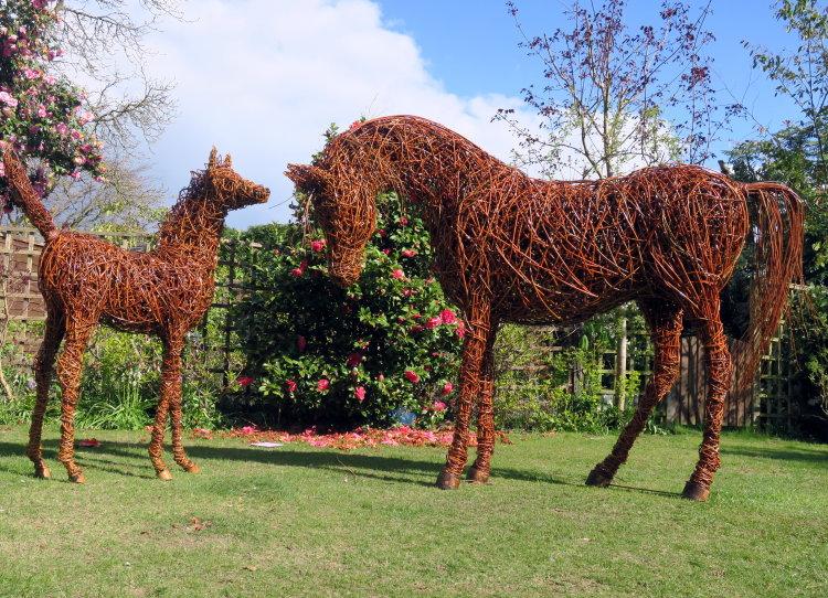 Arabian Mare & Foal
