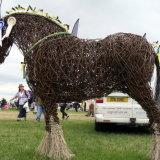 Cheshire Show Shire Horse