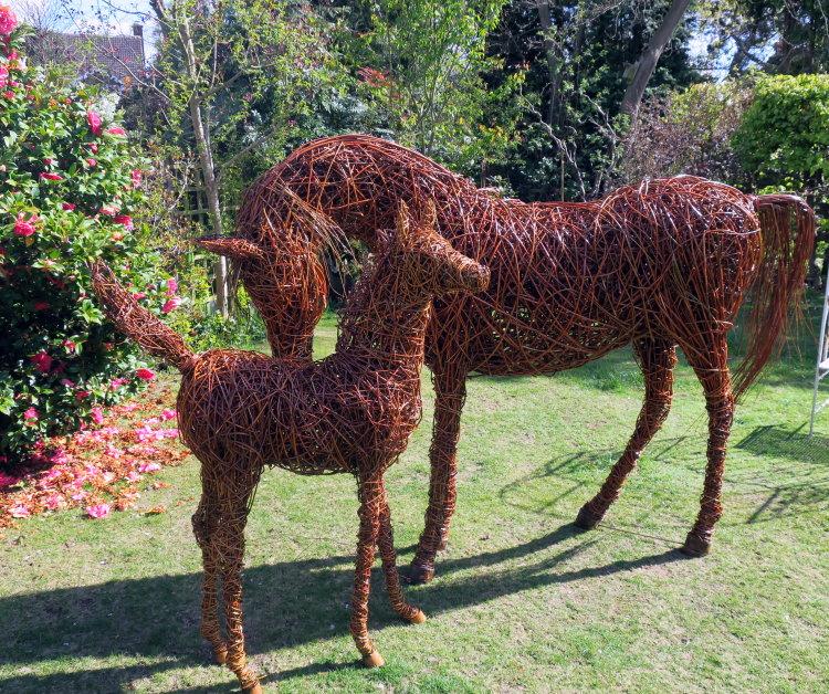 Arabian Mare & Foal (1)