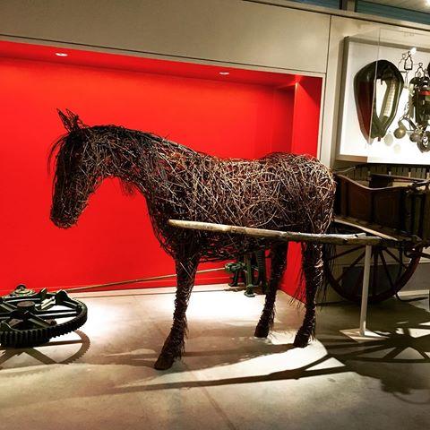 Museum piece - Heavy Horse