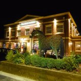 Racehorse Pub Chester (night time)