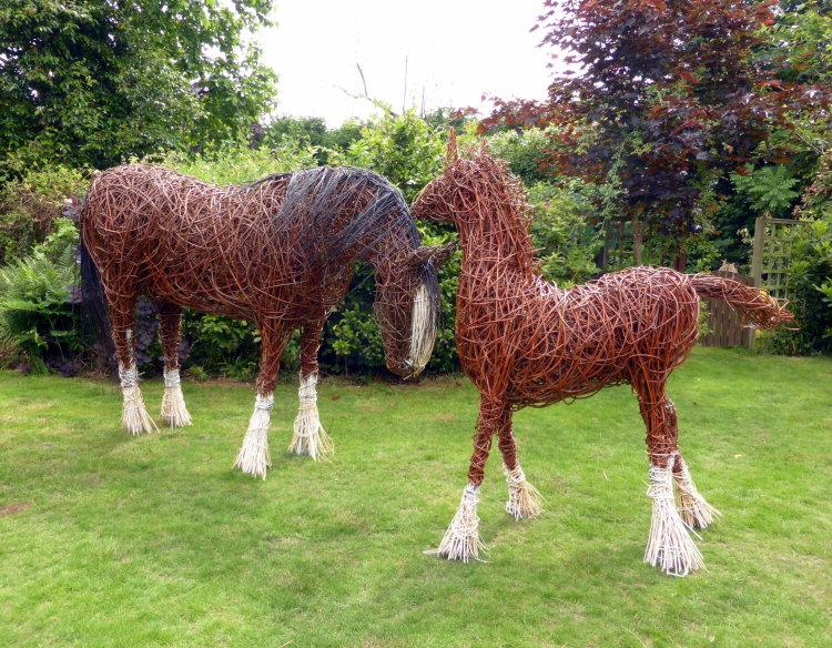 Shire & Foal (2)