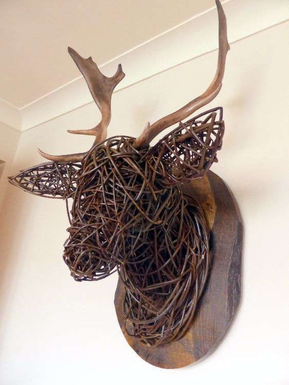 Stag's head (1)
