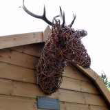 Stag's head (2)