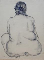 'Female Nude II'