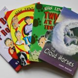 Published Cover Designs- Children's Fiction, Gomer Press & Pont Books