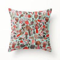 Mushroom cushion