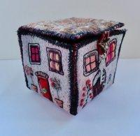 Textile House Box