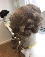 1800s wig
