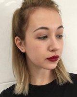 Daytime glamorous make-up