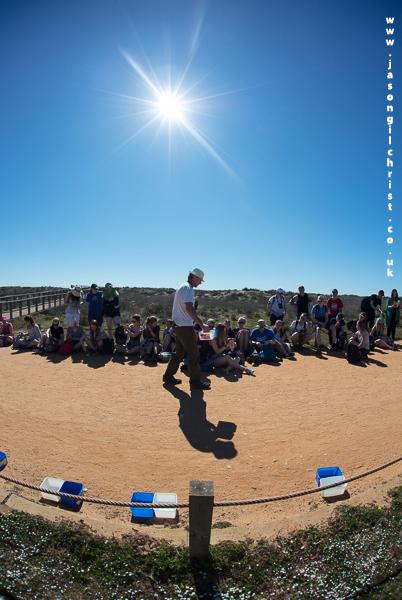 Under the sun: Ria de Alvor, Algarve