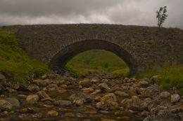 Old Bridge across the burn