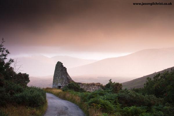 Dun Dornagail Broch, Strathmore, Sutherland