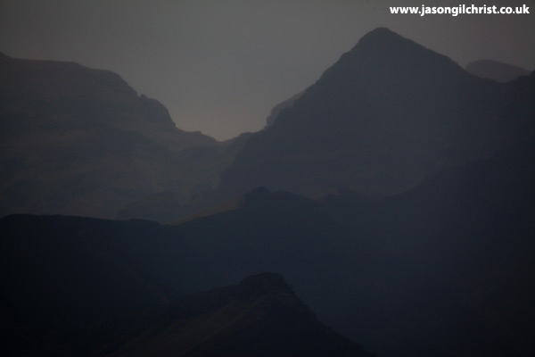Drakensberg from Didima