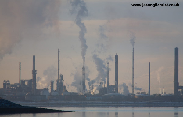 Apocalypse Now - Grangemouth Refinery