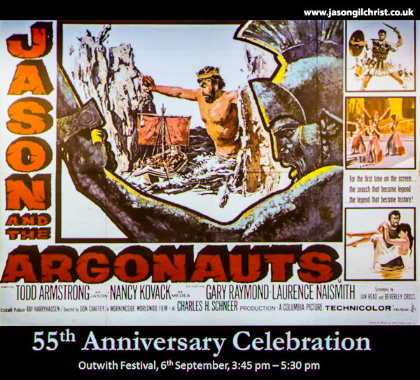 Jason and the Argonauts 55th Anniversary Celebration