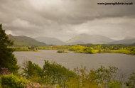 Kilchurn Castle across Loch Awe