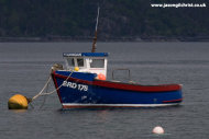 Plockton fishing boat