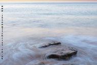 Rock, sea, sand