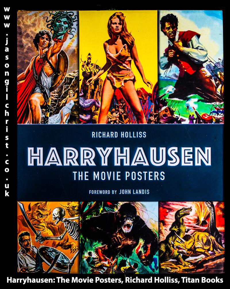 Harryhausen: The Movie Posters by Richard Holliss (Titan Books)