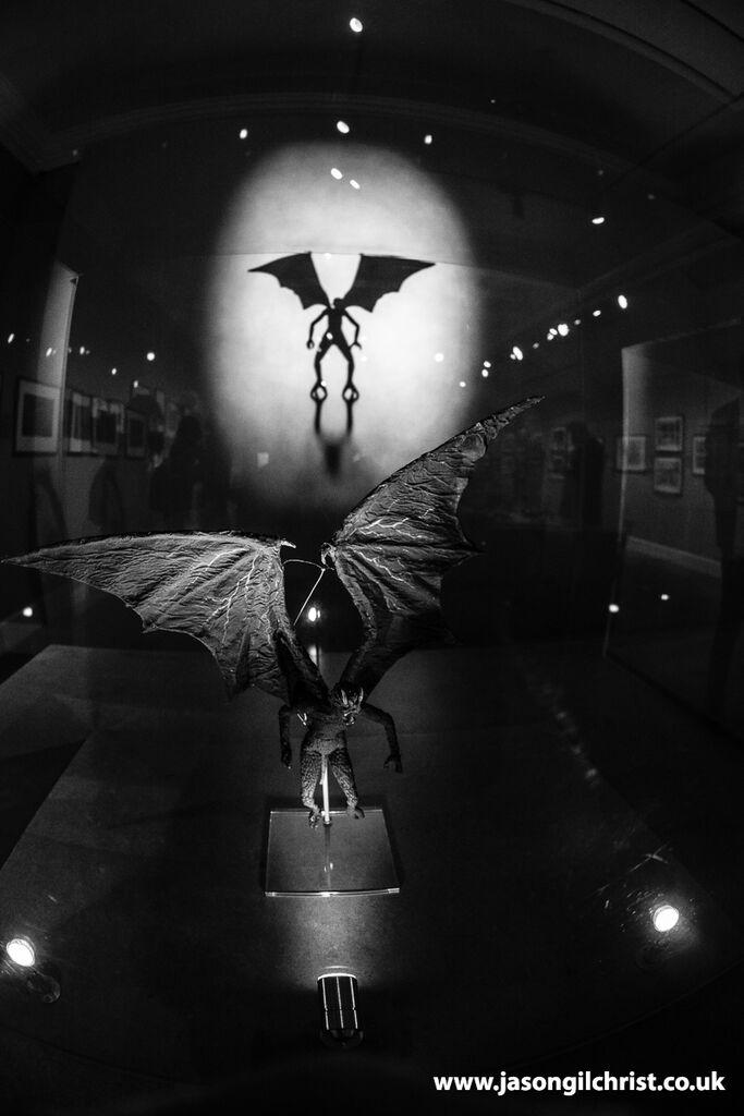 Harpy - from Jason and the Argonauts - Ray Harryhausen: Titan of Cinema