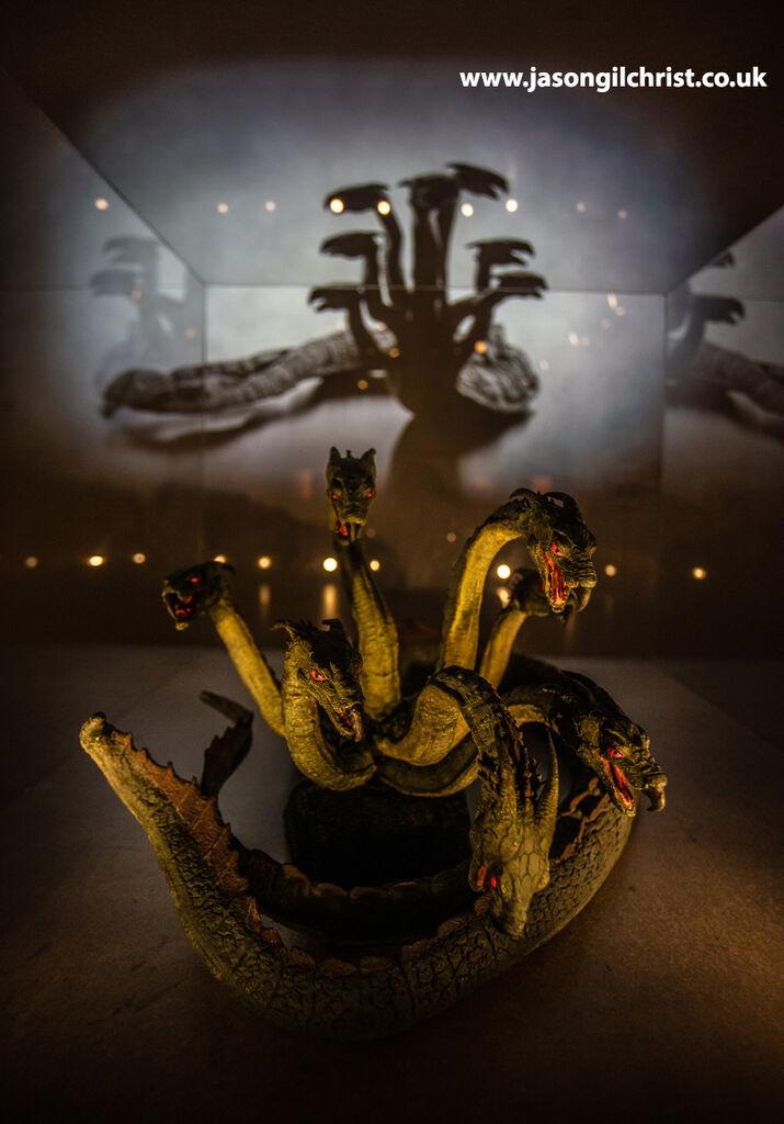 The Hydra - from Jason and the Argonauts - Ray Harryhausen: Titan of Cinema