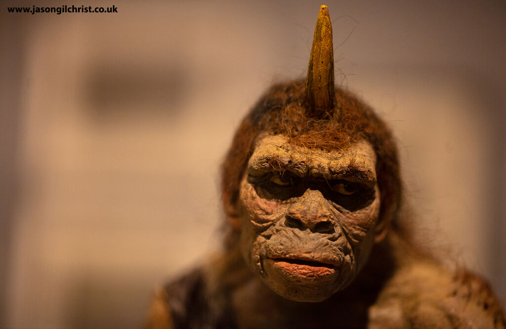 Trog - from Sinbad and the Eye of the Tiger - Ray Harryhausen: Titan of Cinema