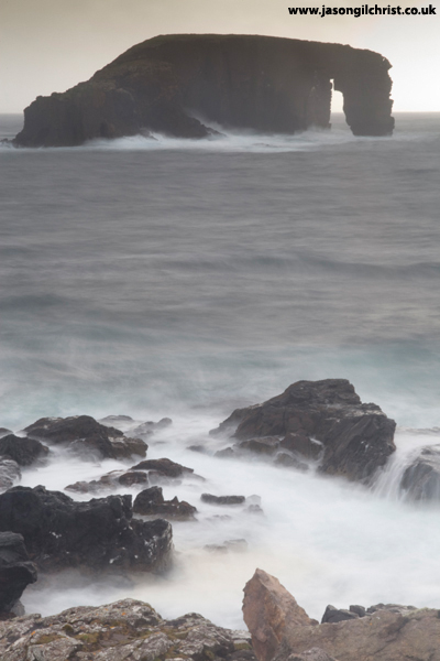 Dore Holm Stack and Arch
