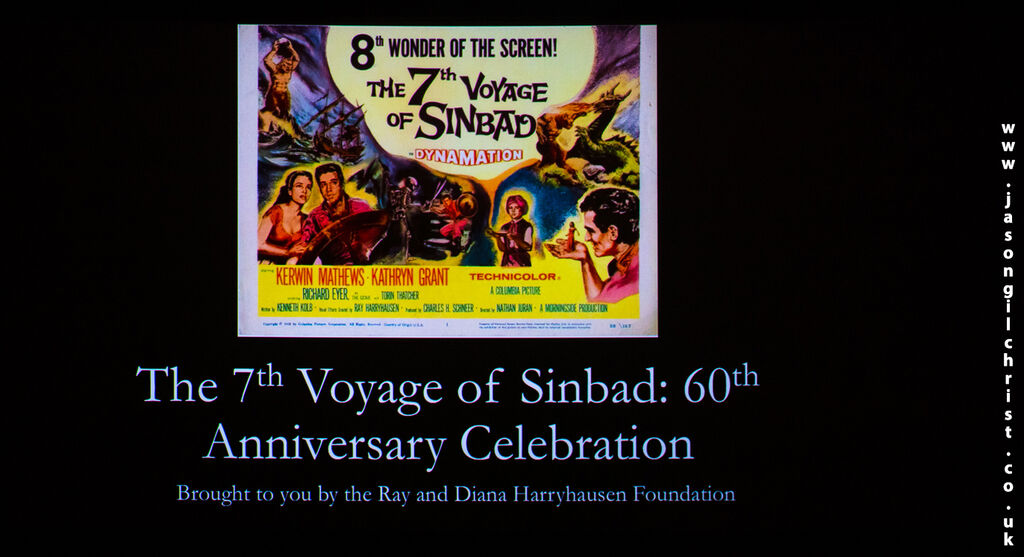 The 7th Voyage of Sinbad: 60th Anniversary Celebration screening