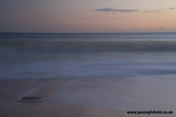 Evening Wave [Algarve, Portugal]