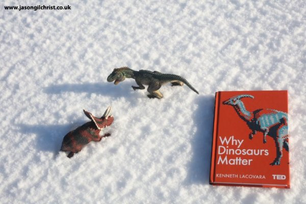 Why Dinosaurs Matter in the Bathgate Hills