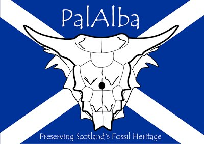 PalAlba: Preserving Scotland's Fossil Heritage