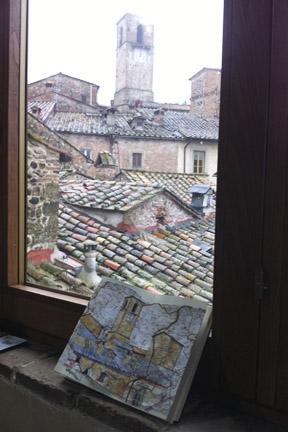 Anghiari, Tuscany