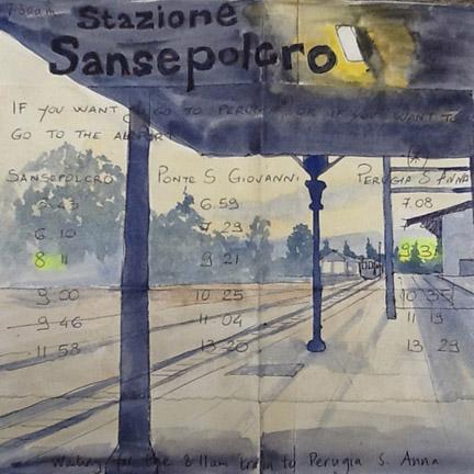 Stazione-Sansepolcro