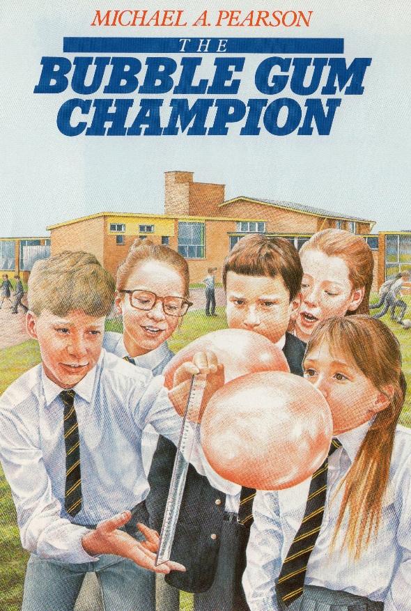 Bubble Gum Champion
