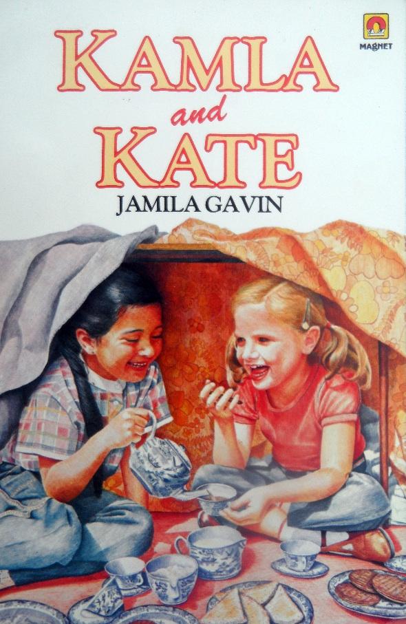 Kamla and Kate
