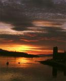 Oban sunset 2