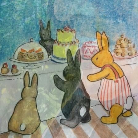 SR08 find carrot cake irresistable